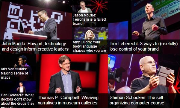 好的想法值得傳遞 – TED.com